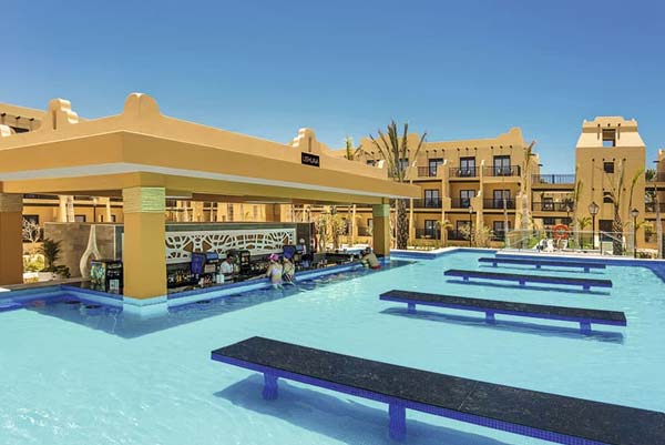 Accommodations - Hotel Riu Santa Fe - Los Cabos, Mexico - All Inclusive 24 hours